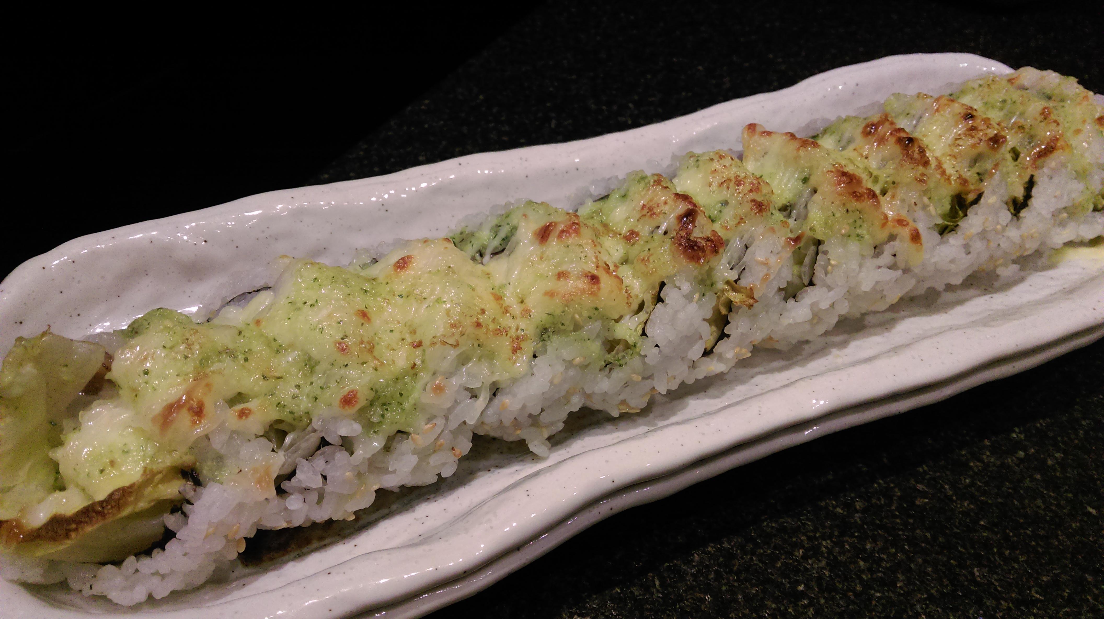 和壽司_牛肉捲壽司