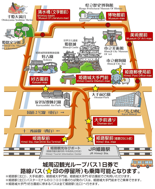 姬路City Loop Bus