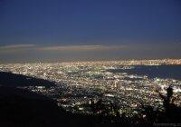 摩耶山百萬夜景