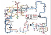 台灣鐵道路線圖