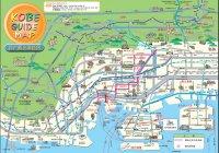 神戶市觀光地圖