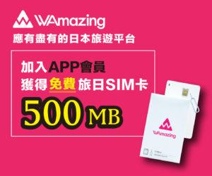 WAmazing SIM卡